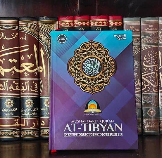 Mushaf Darul Qur'an At-Tibyan ibs